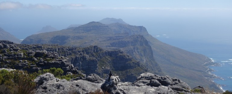 Table Mountain – Cape Town, South Africa