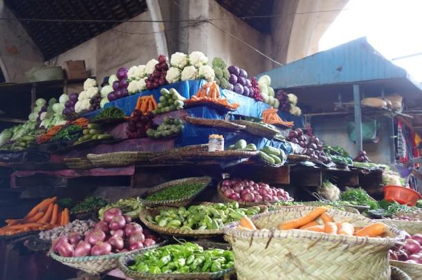 Food Market – Antsirabe, Madagascar