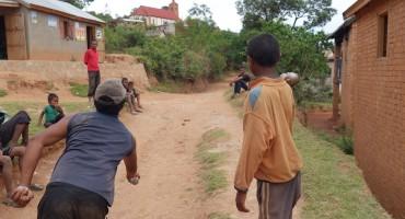 Pétanque Game – Antsirabe, Madagascar