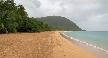 Grande Anse Beach – Guadeloupe