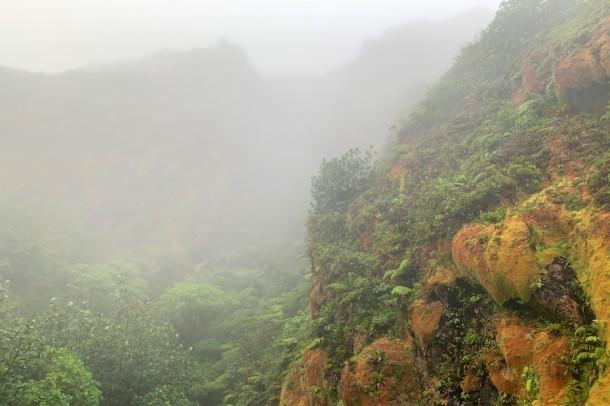 La Grande Soufrière Volcano – Guadeloupe