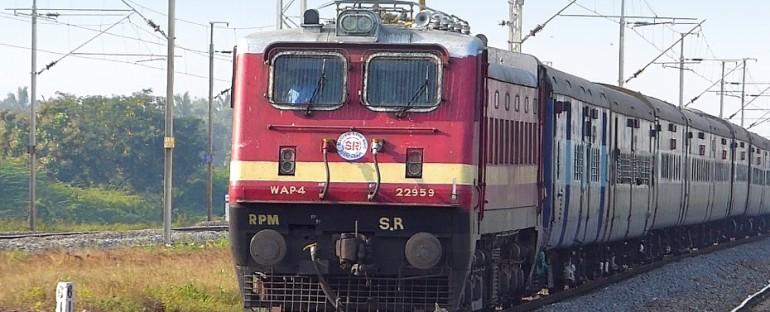Train Pass – Bangalore, India
