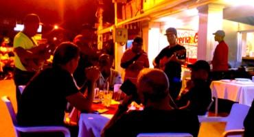 Boca Chica Street Musicians - Santo Domingo, Dominican Republic