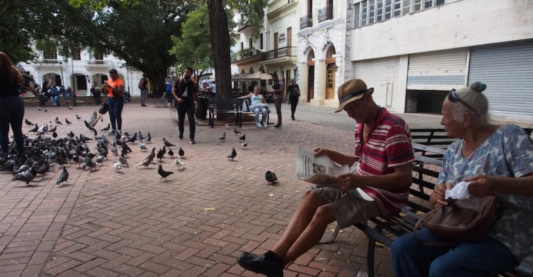 Merengue Musicians – Santo Domingo, Dominican Republic