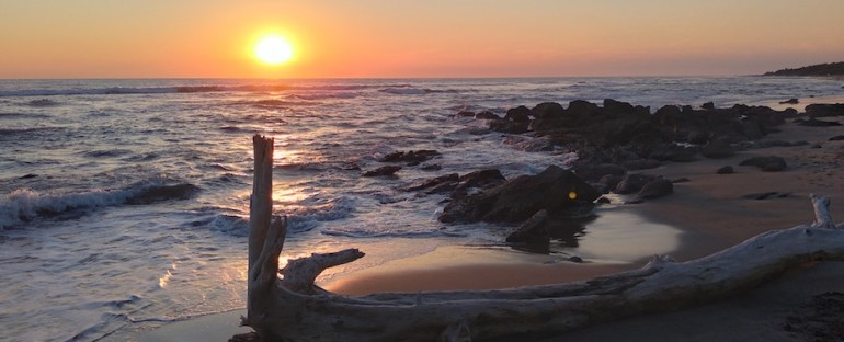 Ocean Waves – Troncones, Mexico
