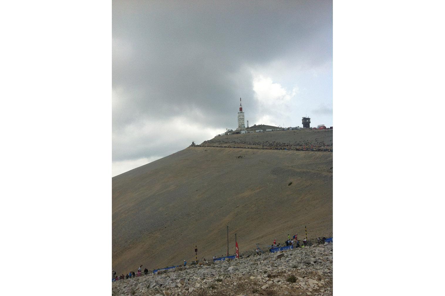 Tour de France – Mont Ventoux, France « The Touch of Sound