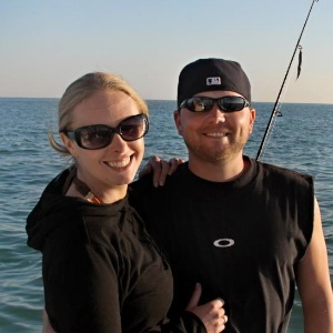 Adam and Sara Gustafson