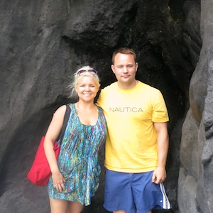 Denny Paulsen and Carolyn Kroulik