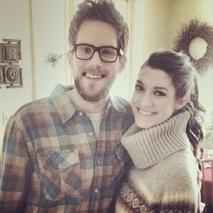 Dustin and Katie Simonson
