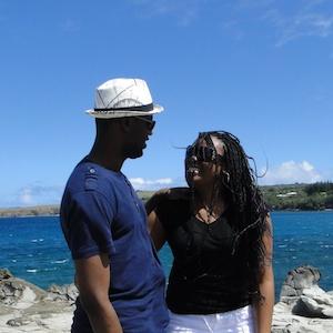 Nnamdi and Kennie Anwah