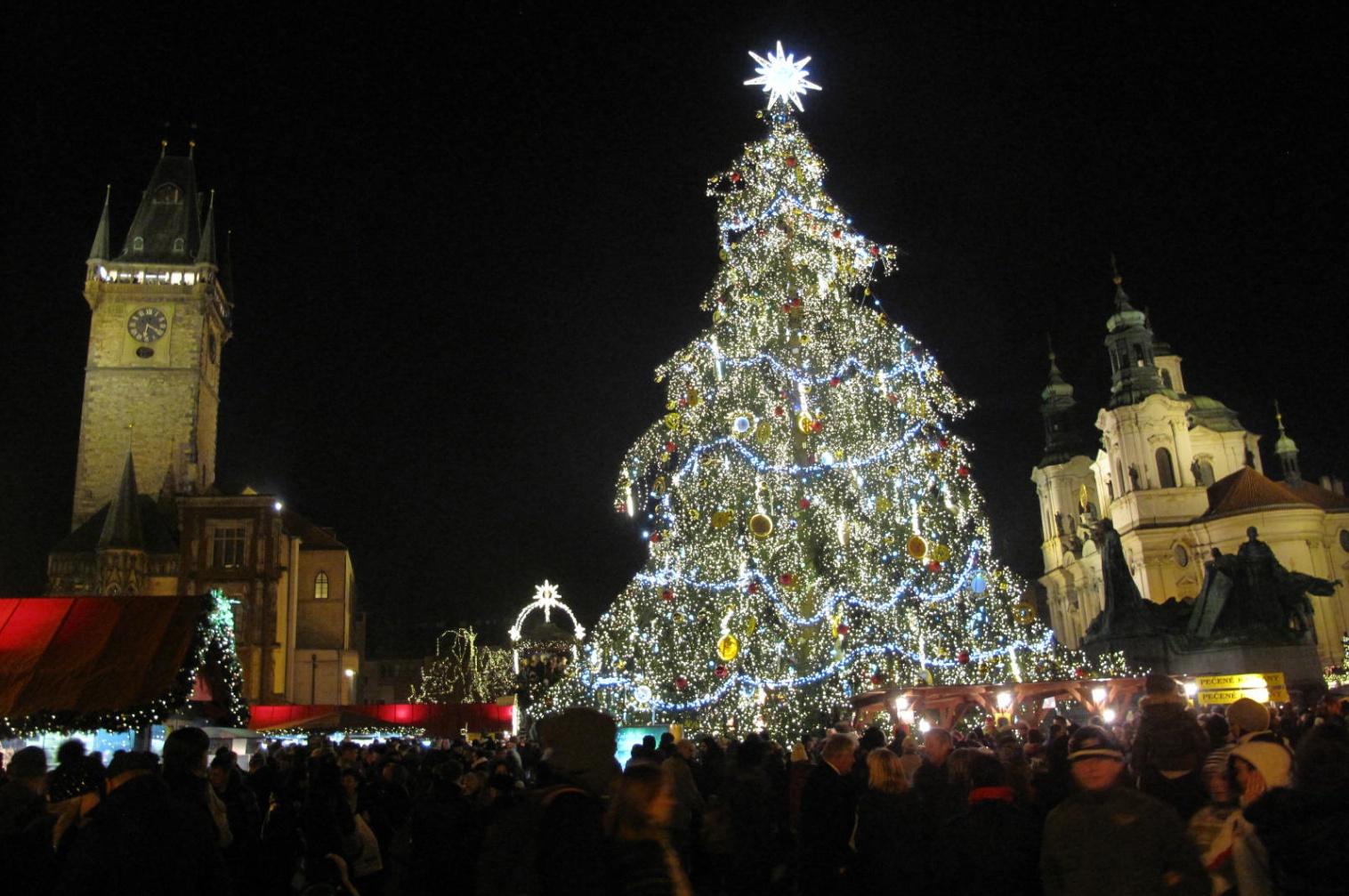 Prague Czech Republic  City new picture : Christmas Market – Prague, Czech Republic | The Touch of Sound