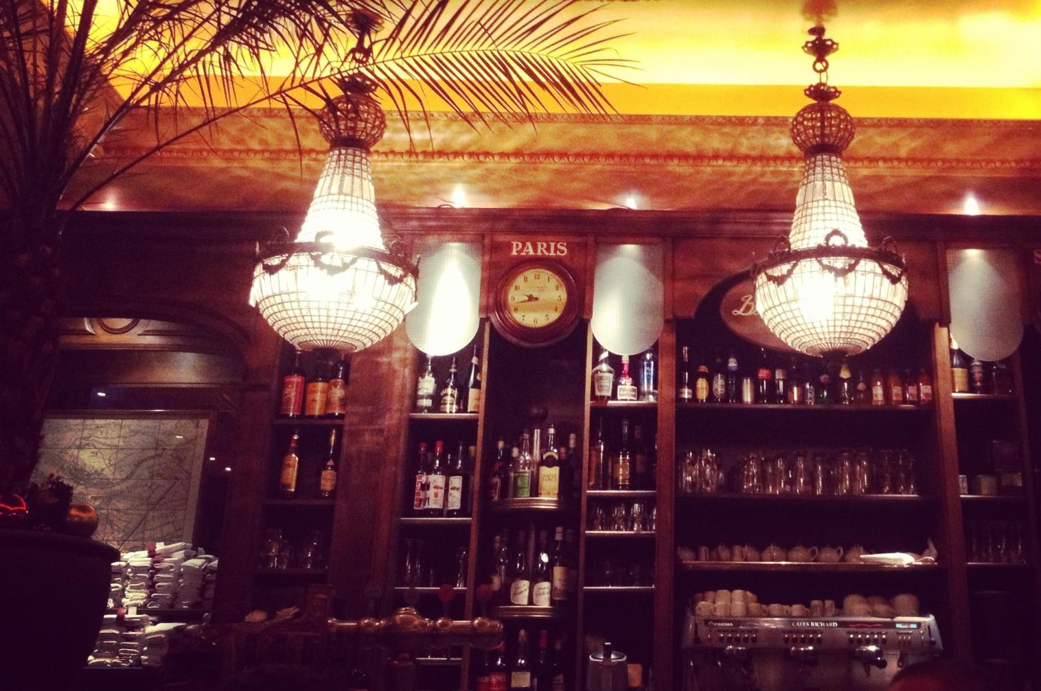 French restaurant paris france the touch of sound - Restaurant cuisine francaise paris ...