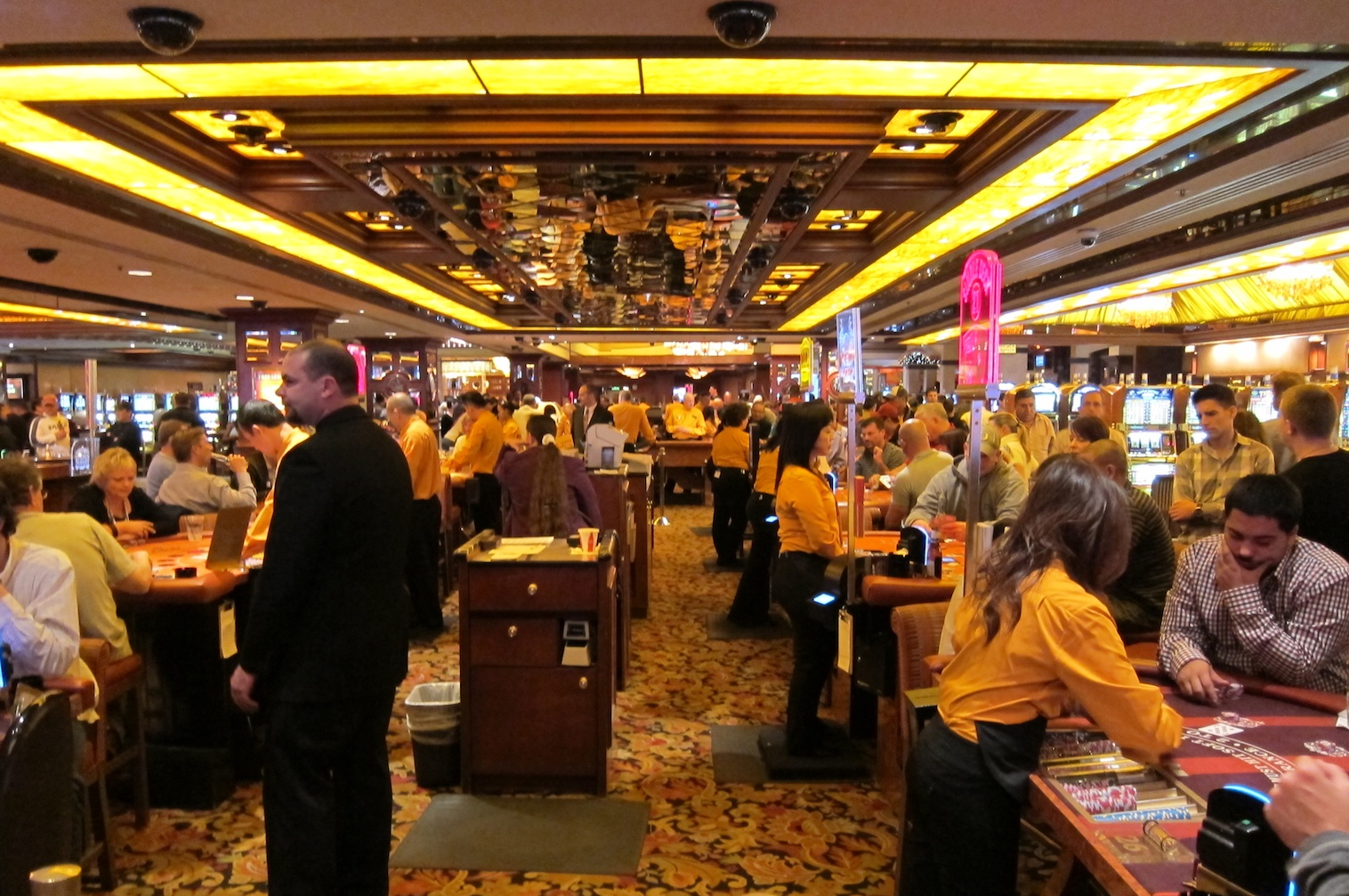 Golden Nugget Casino Las Vegas