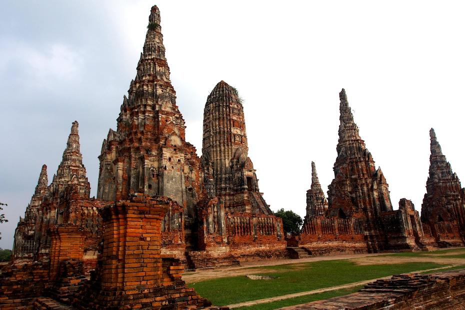 Ayutthaya Thailand  city photos gallery : Wat Chaiwatthanaram – Ayutthaya – Thailand | The Touch of Sound