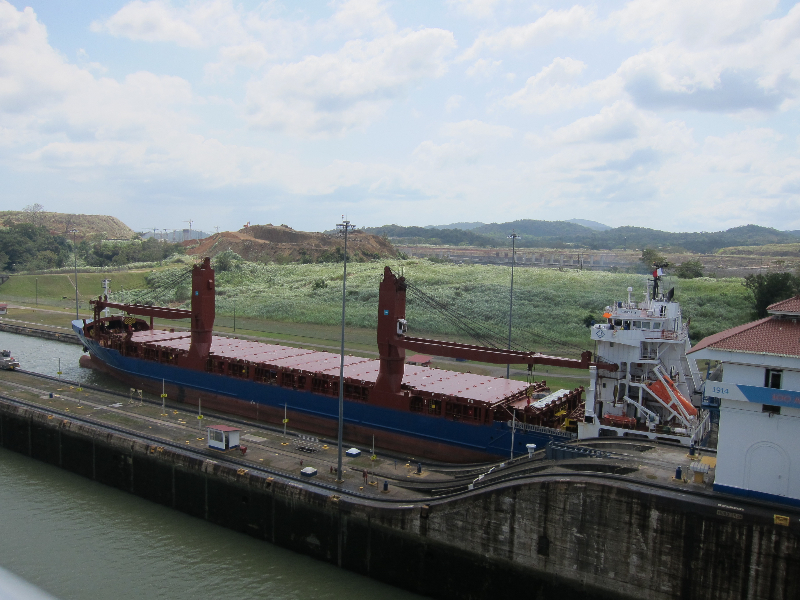 Panama Canal - The Touch of Sound